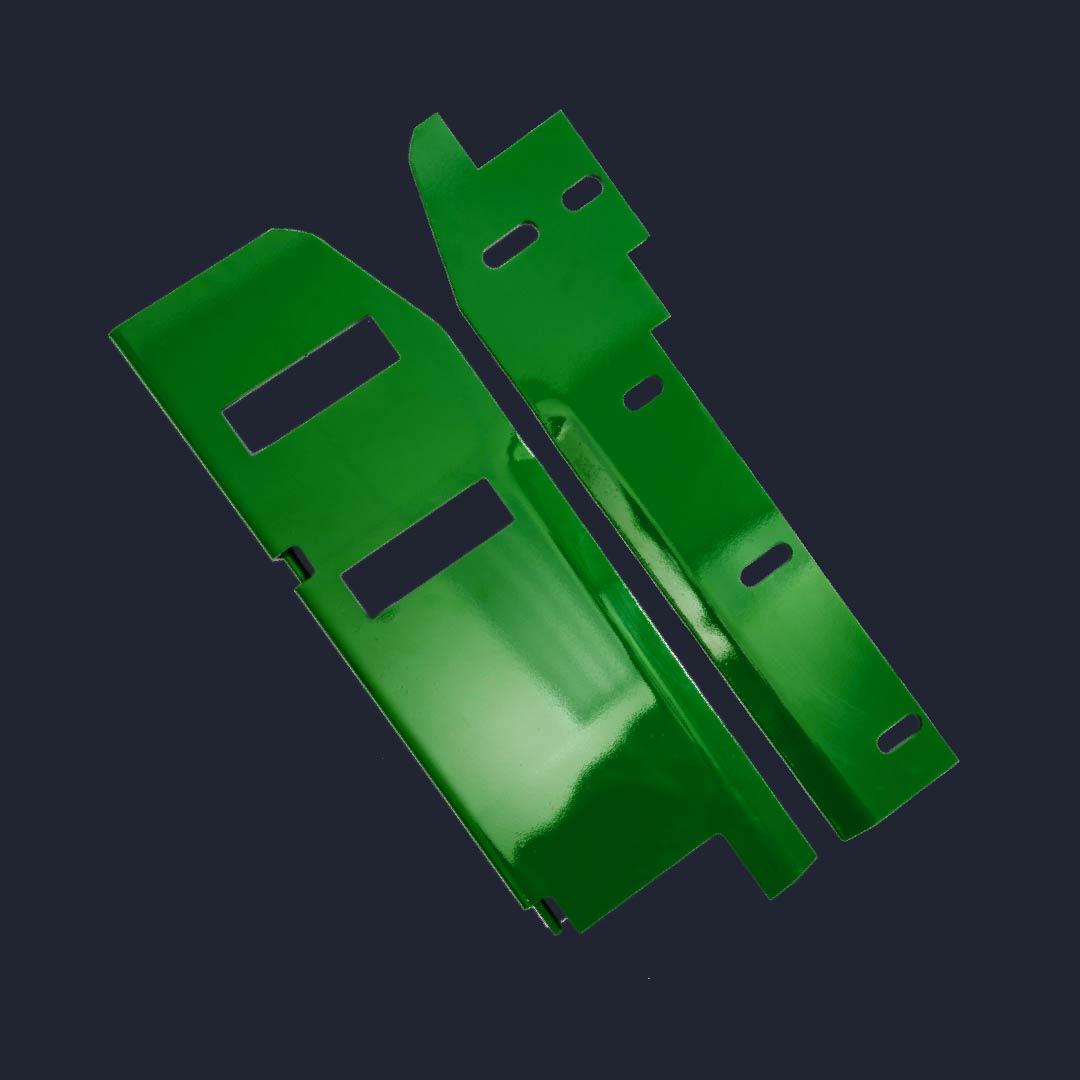Multi Zone Beveled Stripper Plate Calmer Kit