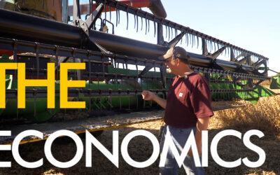 Auger vs. Draper Soybean Headers: The Economics