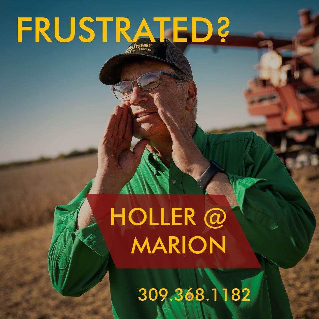 Combine Helpline with Marion Calmer