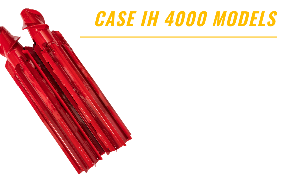 Announcing Stalk Rolls for Case 4000 Series Corn Heads