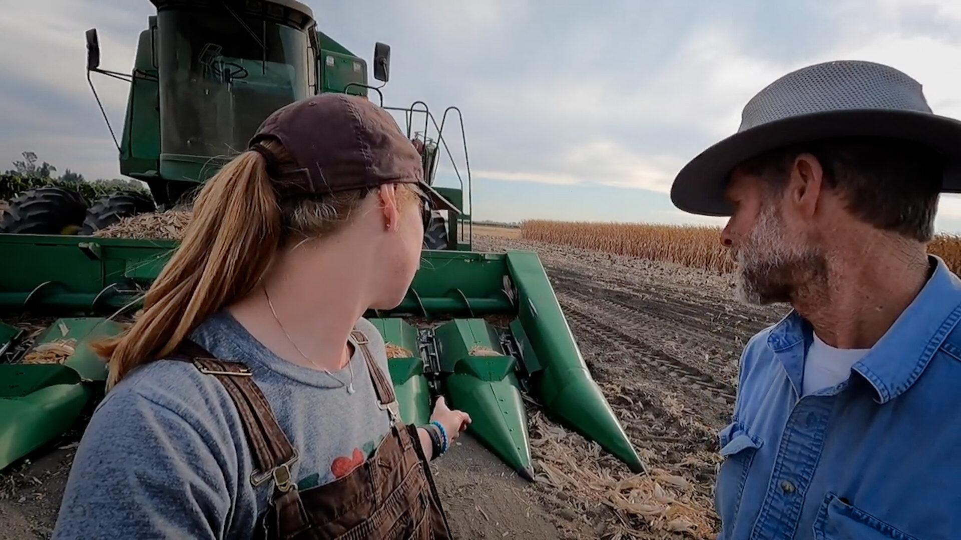 California Farmers Recommend Calmer Kits