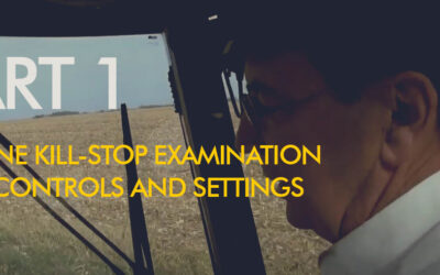 Combine Kill-Stop Examination and refinement settings